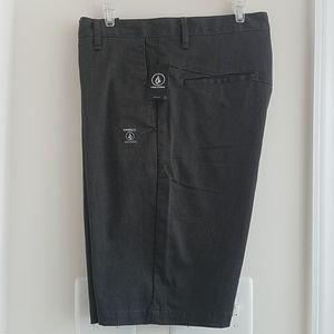 Volcom V-Monty Modern Fit Stretch Shorts